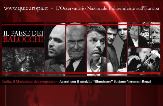 Saviano-Veronesi-Renzi