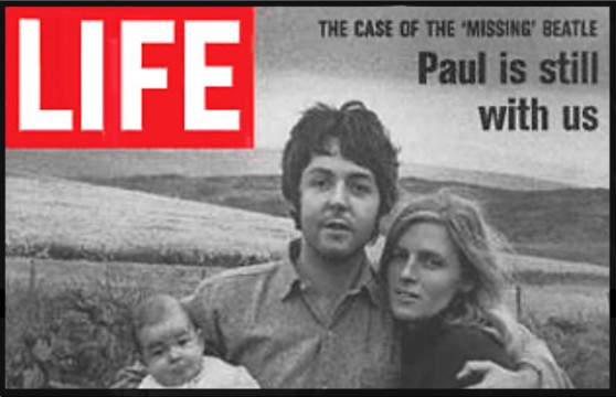 missing paul mc cartney - life