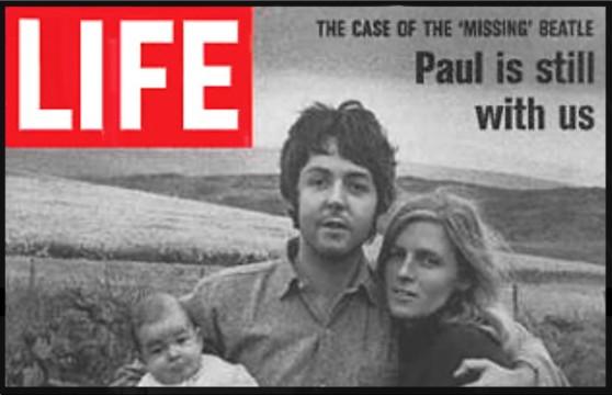 missing paul mc cartney - life
