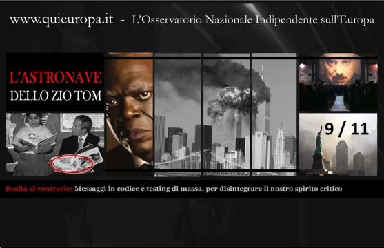 11 SETTEMBRE 2001 - bugie e strategie