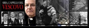 Aleppo — L'appello del vescovo Jeanbart