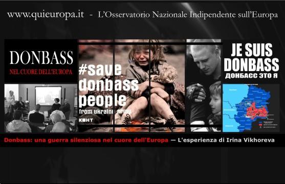 Donbass, una guerra silenziosa nel cuore dell'Europa — L'esperienza di Irina Vikhoreva
