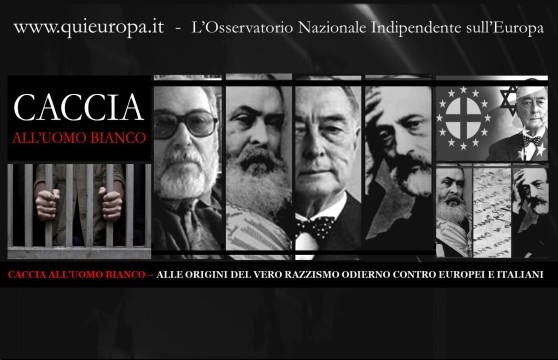 CACCIA ALL'UOMO BIANCO