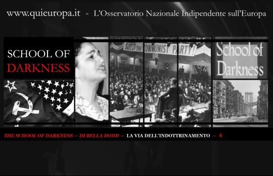 Bella Dodd - THE SCHOOL OF DARKNESS - 4