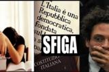 """Ventotto anni per una """"lauretta"""" nella """"Repubblica della sfiga"""""""