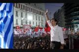 """Grecia – Syriza """"festeggia"""": +700% rispetto al 2009"""