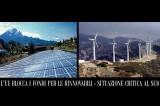 Italia – Ue sospende fondi per Rinnovabili
