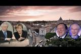Roma – Monti al Summit con la Merkel