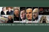 Bagarre pre-elettorale: lo scontro Renzi–Grillo e la Macchina del Fango