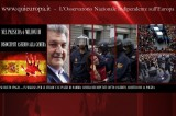 Madrid – Camera dei Deputati Assediata