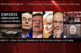 Eurovertice: Commissariamenti Reali e Blande Lotte alla Vera Evasione. Silenzio assoluto su Sovranità Monetaria. Dominio BCE
