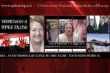 Siria – Videomessaggio del Nobel per la Pace Mairead Maguire al Popolo Italiano