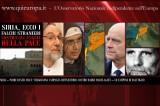 Siria – Le Tecniche per Screditare chi lavora per la Pace