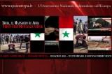 Siria – Documento Eccezionale: I sopravvissuti al massacro di Adra Raccontano