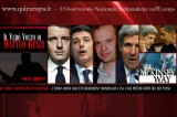 Il vero volto di Matteo Renzi, il pupo caro alla Casa Bianca