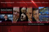 Schaeuble e le strategie per indurre gli europei a recarsi alle urne
