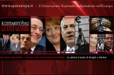 Le Due Guerre del NWO: Dal Medioriente all'Europa. SRM, Reform Compact e Bail-in
