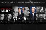 Meeting CL Rimini – adesione al Piano Kalergi e Madonnine censurate