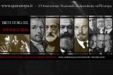 Principali tappe storiche del Nuovo Ordine Mondiale