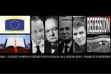 """Parigi – I Socialisti approvano il """"Fiscal Compact"""" ma un Referendum potrebbe cancellare i sogni di gloria degli europeisti"""