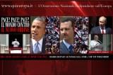 Siria – Il Piano NWO, l'Appello del Papa e il discorso di Assad, che i Media  Occidentali Censurarono