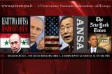 Siria – L'Appello di Putin agli Americani e il Doppiopesismo ONU