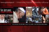 Papa Francesco – Non abituarsi allo scandalo della Guerra