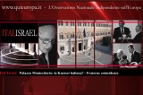 Ital-Israel – Palazzo Montecitorio: la Knesset italiana?