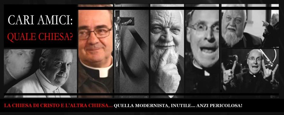 La Chiesa di Cristo e l'altra chiesa, quella inutile. Anzi pericolosa