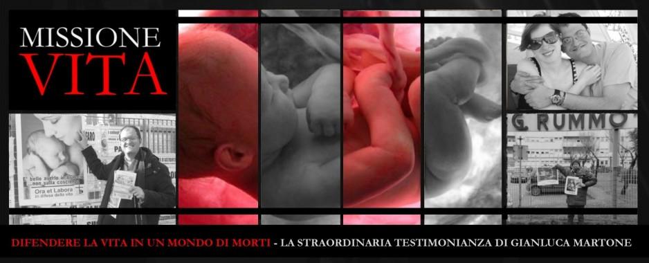 Difendere la vita in un mondo di morti: la straordinaria testimonianza di Gianluca Martone