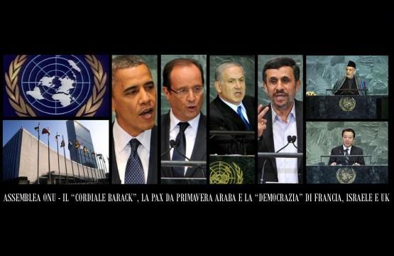 Assemblea ONU - Primavera Araba