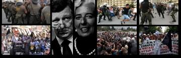 Grecia, Occupato il Ministero della Difesa