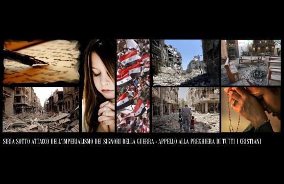 Prayer for Syria