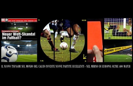 European Soccer Gate - Europol