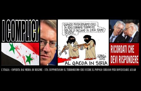 War in Syria - Terrorism