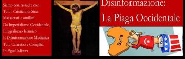 Disinformazione - La Piaga Occidentale