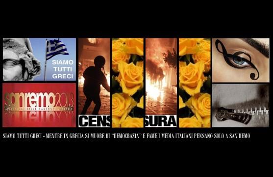 Tragedia in Grecia - Tra l'Indifferenza dei Media Italiani