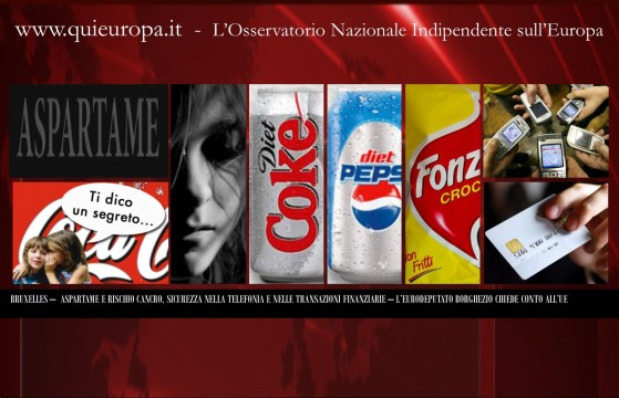 Coca Cola - Aspartame