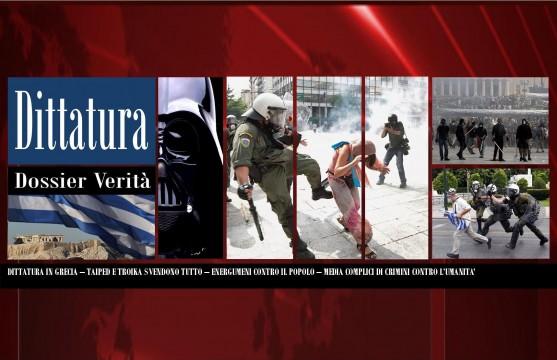 Dittatura Troika n Grecia - Eurogendfor