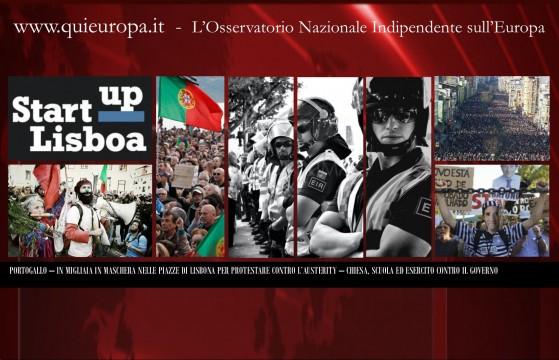 Lisboa - No Austerity