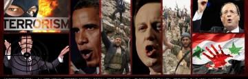 Terroristi in Siria
