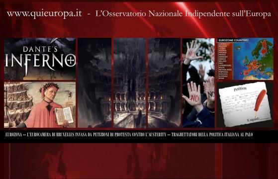 Parlamento europeo invaso dalle Petizioni