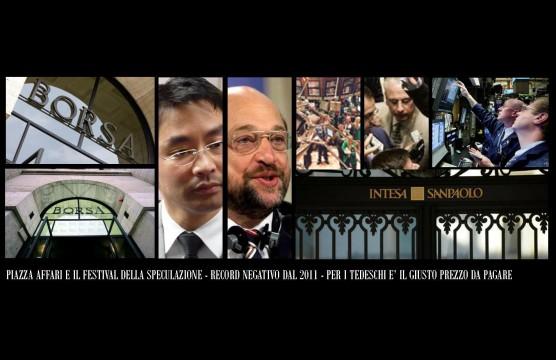 Speculation - Eurozone - Milan