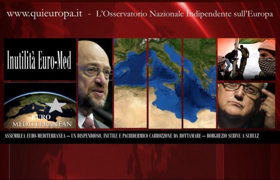 Martin Schulz - Mario Borghezio
