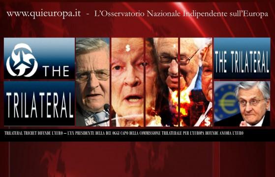 Jean Cloude Trichet difende ancora l'euro