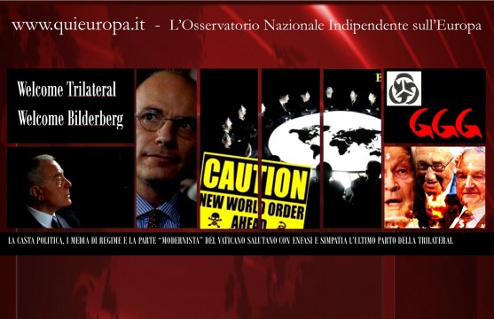 Bilderberg Club - Enrico Letta