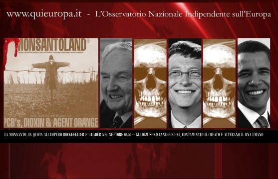La Menzogna Liberista - Monsanto & Co
