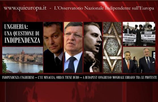 Indipendenza in Ungheria - Viktor Orban e le Lettere della Commissione europea