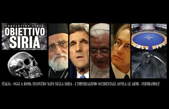 L'Incontro NATO a Roma