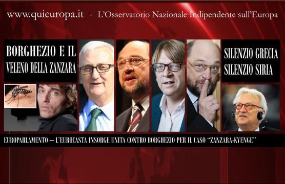 La Zanzara - Mario Borghezio - Parlamento Europeo Insorge contro Borghezio su caso Kyenge